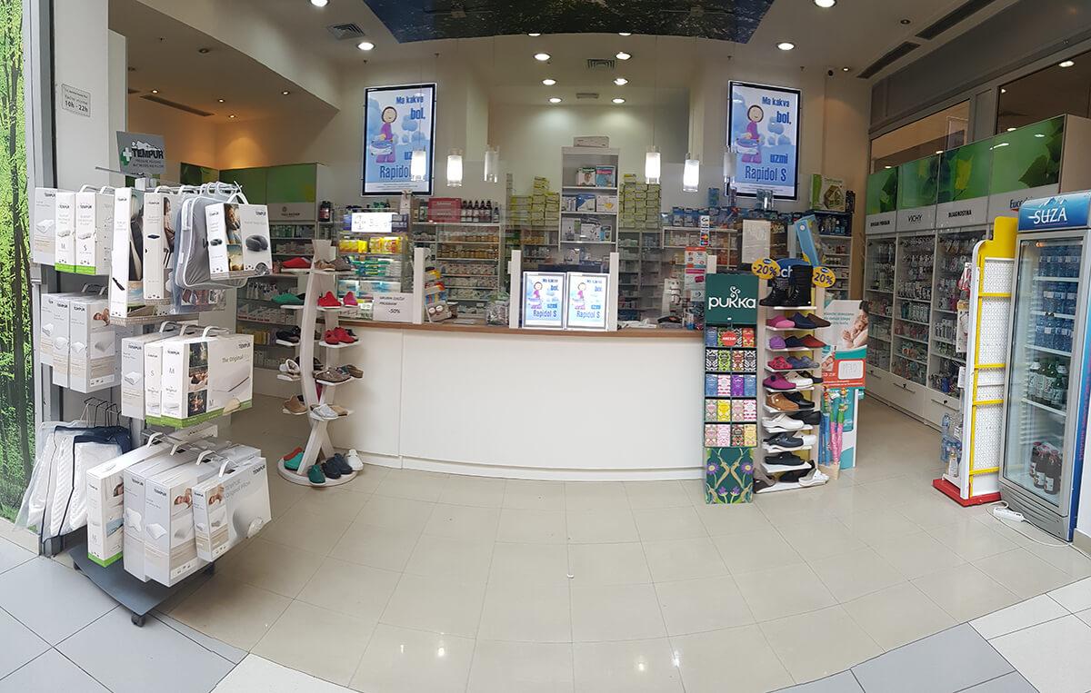 apoteka maxima podgorica