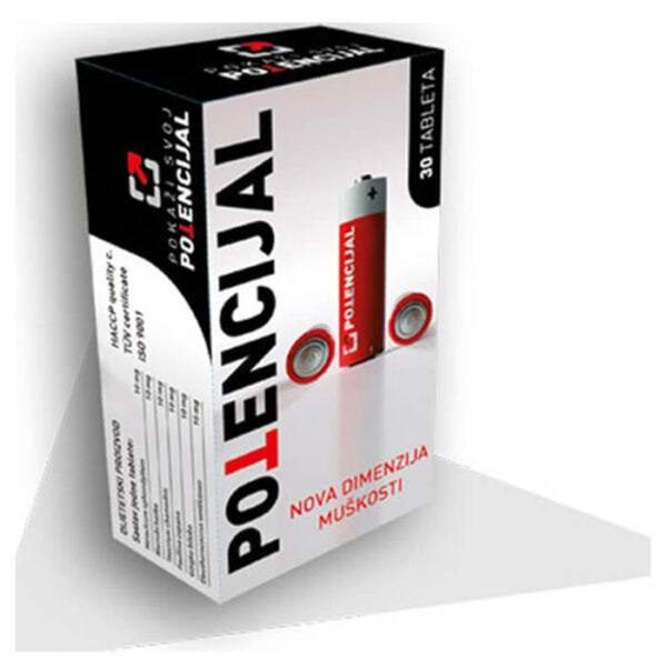 potencijal tablete 30 apoteka maxima