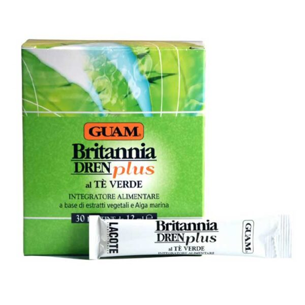 Guam britannia dren plus kesice 30x12ml apoteka maxima