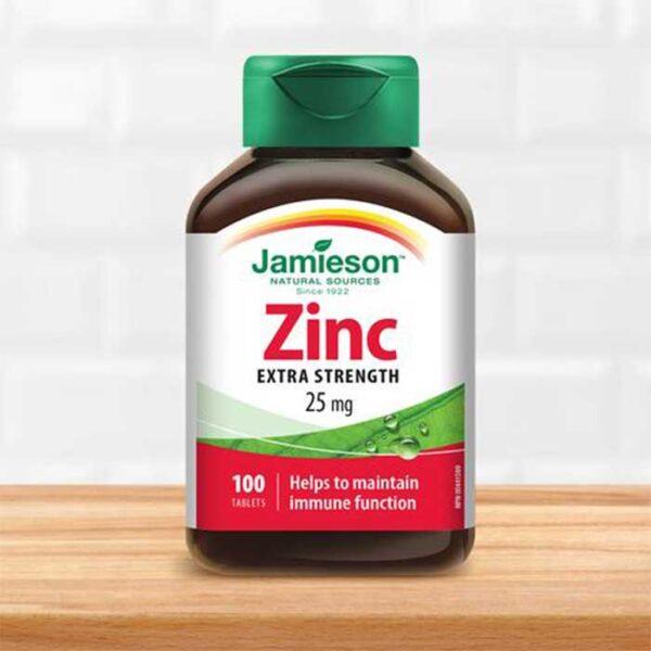 jamieson cink 25mg 100 tableta apoteka maxima