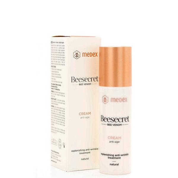 medex beesecret krema za lice sa pčelinjim otrovom 50ml apoteka maxima