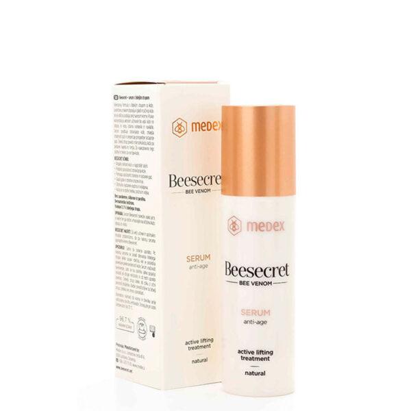 medex beesecret serum za lice sa pčelinjim otrovom 50ml apoteka maxima