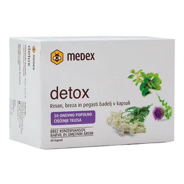 medex detox kapsule 60 komada apoteka maxima