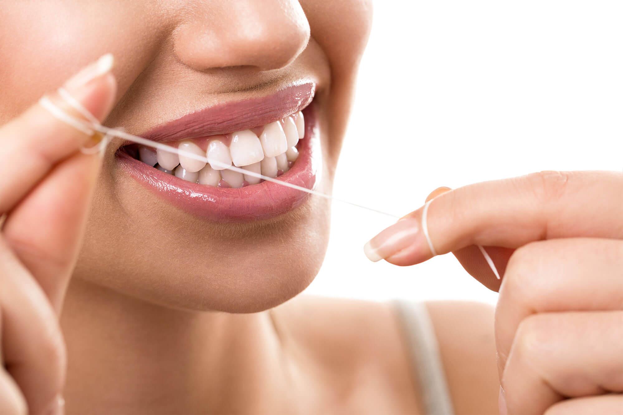 Folija za zube odrzavanje